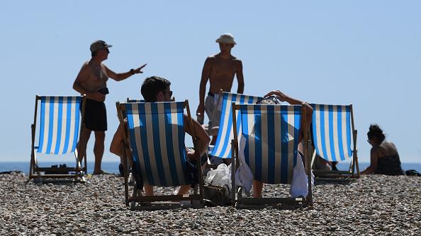 Heat - Temperature「South of England Basks In Summer Heatwave」:写真・画像(18)[壁紙.com]