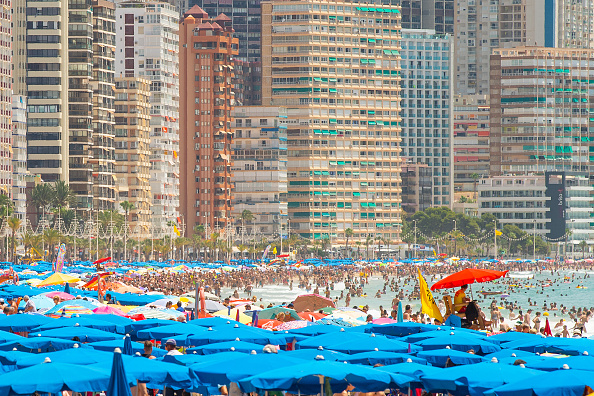 Benidorm「Benidorm Tourism Heats Up, But Industry Continues Tepid Trends With UK Visitors」:写真・画像(5)[壁紙.com]