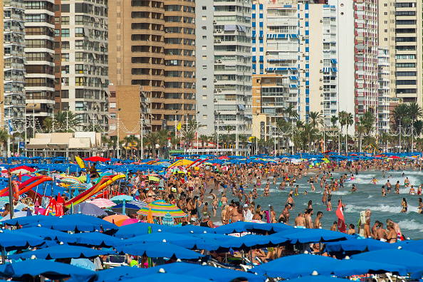 Benidorm「Benidorm Tourism Heats Up, But Industry Continues Tepid Trends With UK Visitors」:写真・画像(10)[壁紙.com]