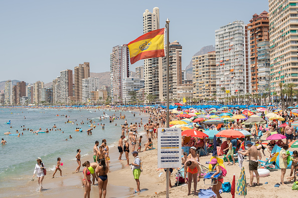 Benidorm「Benidorm Tourism Heats Up, But Industry Continues Tepid Trends With UK Visitors」:写真・画像(6)[壁紙.com]