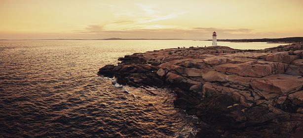 Beacon「Peggy's Cove Lighthouse」:スマホ壁紙(16)