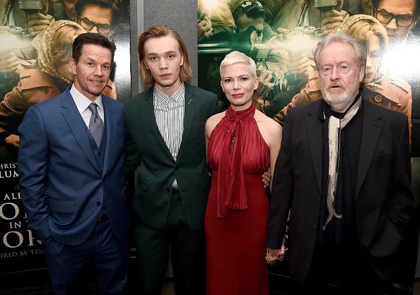マーク・ウォールバーグ「Premiere Of Sony Pictures Entertainment's 'All The Money In The World' - Red Carpet」:写真・画像(0)[壁紙.com]