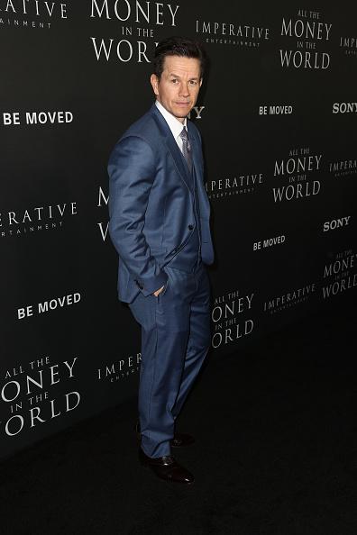 マーク・ウォールバーグ「Premiere Of Sony Pictures Entertainment's 'All The Money In The World' - Arrivals」:写真・画像(5)[壁紙.com]