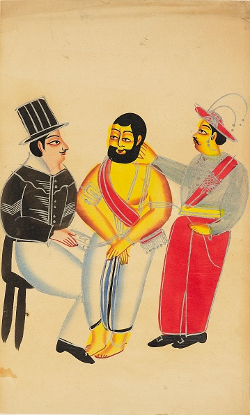 Painting - Activity「The Mahant Arraigned: Incident From The Tarakeshwar Murder Case」:写真・画像(19)[壁紙.com]