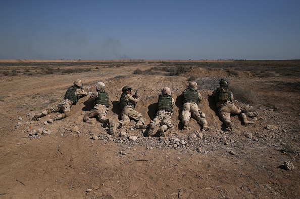 Military Base「U.S. Military Trains Iraqi Army」:写真・画像(9)[壁紙.com]