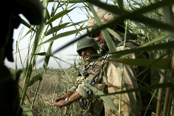 George Groves「Iraqi Troops Help Secure Baquba」:写真・画像(18)[壁紙.com]