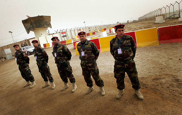 Iraq Reopens the Notorious Abu Ghraib Prison as Baghdad Central Prison:ニュース(壁紙.com)
