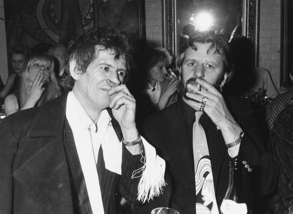 リンゴ・スター「Starr And Richards」:写真・画像(6)[壁紙.com]