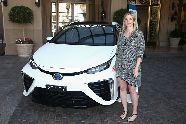 エイミー スマート「Toyota Mirai Presents the Inaugural EMA Impact Summit」:写真・画像(6)[壁紙.com]