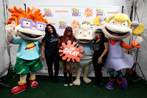 Nickelodeon「Nickelodeon Sponsors 90sFEST Pop Culture And Music Festival」:写真・画像(10)[壁紙.com]