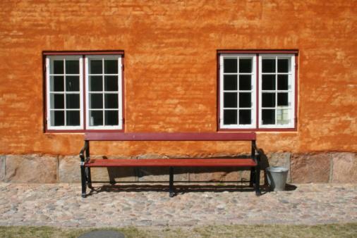 Helsingor「Bench in Denmark」:スマホ壁紙(17)