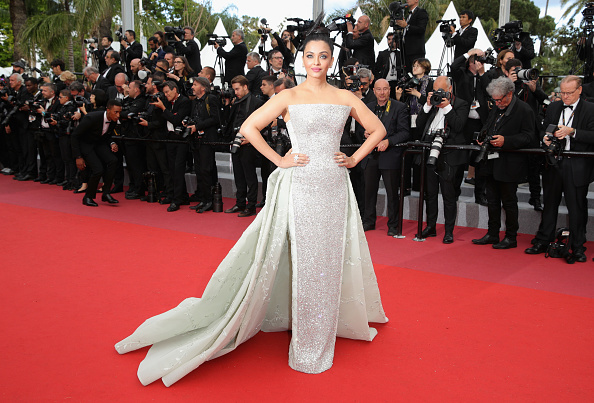 "71st International Cannes Film Festival「""Sink Or Swim (Le Grand Bain)"" Red Carpet Arrivals - The 71st Annual Cannes Film Festival」:写真・画像(6)[壁紙.com]"