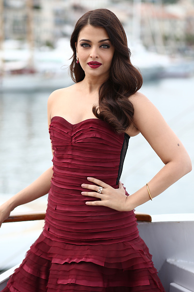 "Aishwarya Rai「""Jazbaa"" Photocall - The 68th Annual Cannes Film Festival」:写真・画像(5)[壁紙.com]"