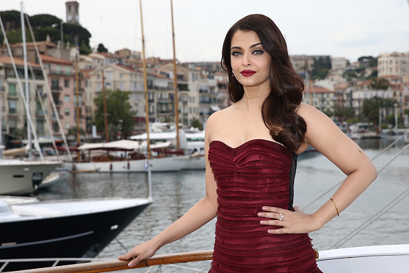 "Aishwarya Rai「""Jazbaa"" Photocall - The 68th Annual Cannes Film Festival」:写真・画像(11)[壁紙.com]"