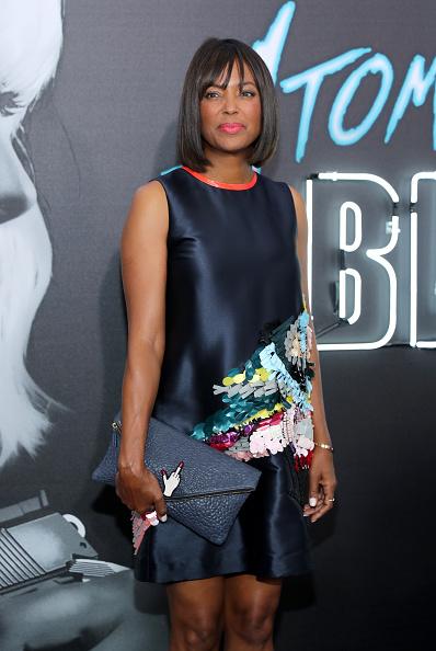 USA「Premiere Of Focus Features' 'Atomic Blonde' - Arrivals」:写真・画像(4)[壁紙.com]
