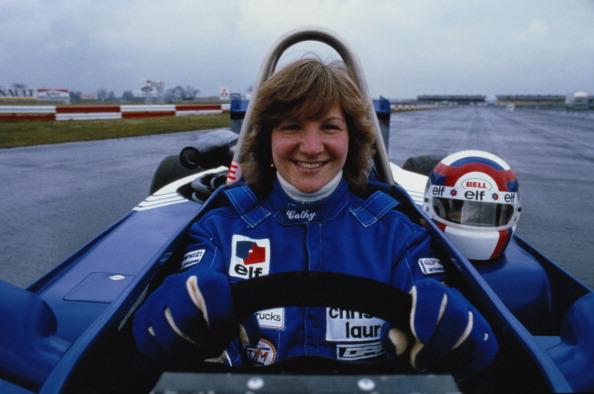 レーシングドライバー「Cathy Muller」:写真・画像(0)[壁紙.com]