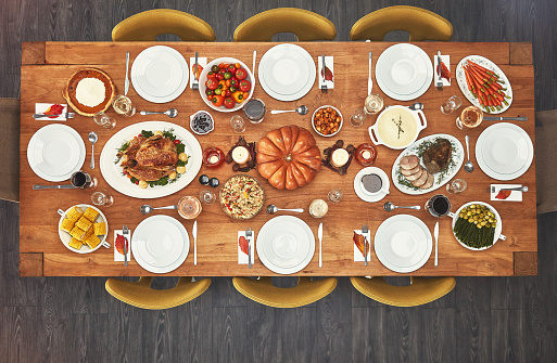 Thanksgiving「No one can say no to a good meal」:スマホ壁紙(14)