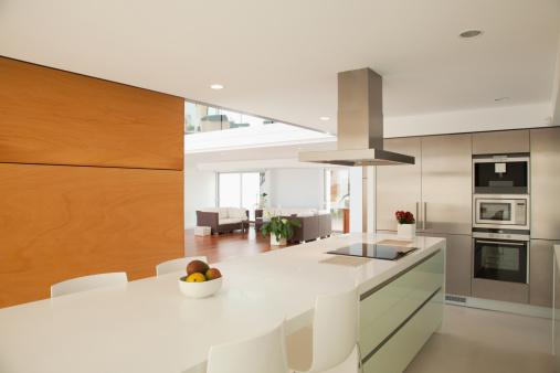 Fashion「Islands in modern kitchen」:スマホ壁紙(0)