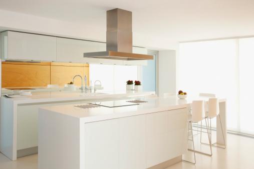 Fashion「Islands in modern kitchen」:スマホ壁紙(9)