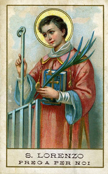 Fototeca Storica Nazionale「Saint Lawrence Martyr」:写真・画像(12)[壁紙.com]