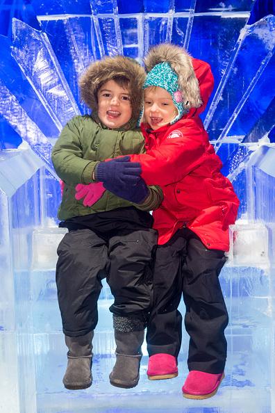 Ice Sculpture「The Magical Ice Kingdom At Hyde Park Winter Wonderland 2015」:写真・画像(8)[壁紙.com]