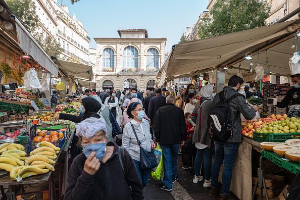 France「Marseille City Grapples With Coronavirus Restrictions」:写真・画像(13)[壁紙.com]