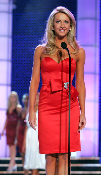 Participant「2007 Miss America Pageant Rehearsals」:写真・画像(12)[壁紙.com]