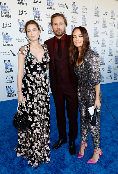 Catt Sadler「American Airlines at The 2020 Film Independent Spirit Awards」:写真・画像(19)[壁紙.com]