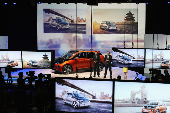 Event「BMW Launch Their First All- Electric Car」:写真・画像(18)[壁紙.com]