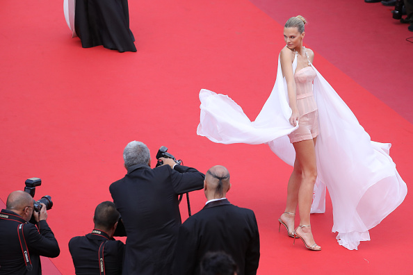 "72nd International Cannes Film Festival「""Les Miserables"" Red Carpet - The 72nd Annual Cannes Film Festival」:写真・画像(14)[壁紙.com]"