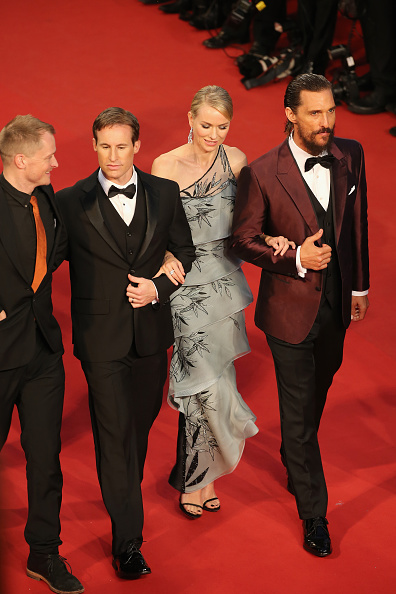 "Chris Sparling「""The Sea Of Trees"" Premiere - The 68th Annual Cannes Film Festival」:写真・画像(9)[壁紙.com]"