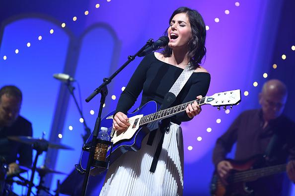アート「Katie Melua Performs An Intimate Gig In West London As Part Of The Prime Live Events Series」:写真・画像(0)[壁紙.com]