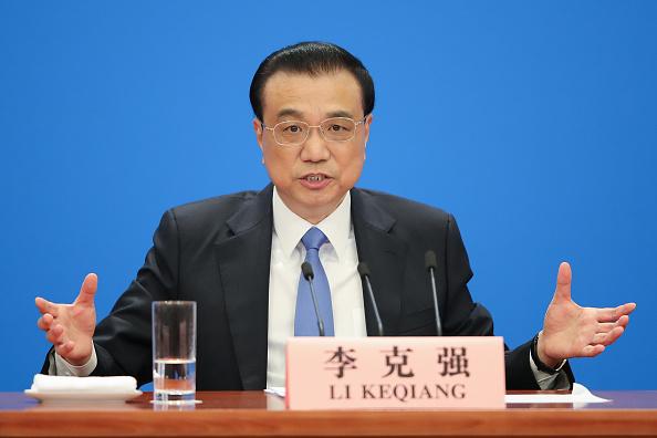 Politics「China's National People's Congress - News Conference Of Premier Li Keqiang」:写真・画像(7)[壁紙.com]
