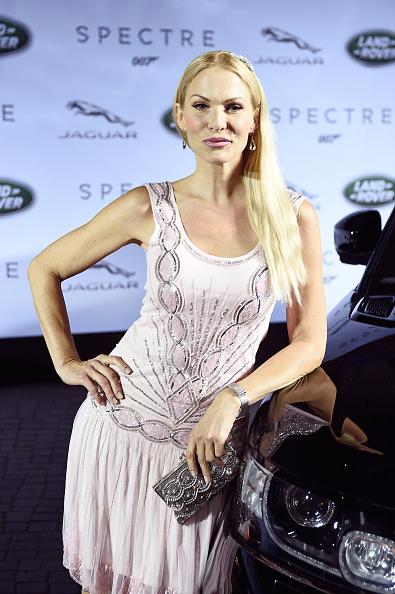 "Connection「Jaguar Land Rover Celebrate Their Vehicles Starring In The New Bond Film, ""SPECTRE""」:写真・画像(16)[壁紙.com]"