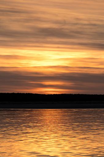 East Lothian「UK, Scotland, Belhaven, sunset」:スマホ壁紙(7)