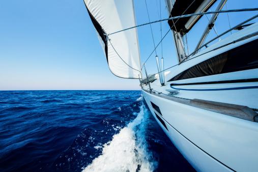 Wave「セーリングヨットと」:スマホ壁紙(0)