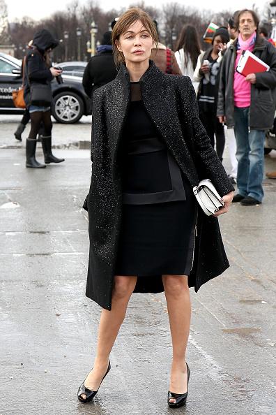Elie Saab - Designer Label「Elie Saab : Outside Arrivals  - Paris Fashion Week Womenswear Fall/Winter 2014-2015」:写真・画像(6)[壁紙.com]