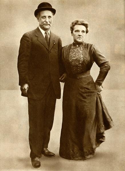 Edwardian Style「Mr And Mrs George Lansbury In 1910」:写真・画像(9)[壁紙.com]