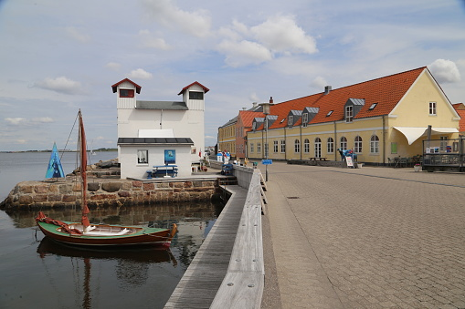 Danish Culture「buildings at the harbour」:スマホ壁紙(4)