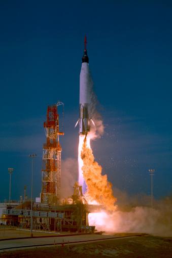 打ち上げロケット「February 24, 1961 - The launch of the Mercury Atlas (MA-2), an unmanned suborbital Mercury capsule test. 」:スマホ壁紙(19)