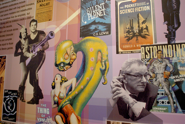 Variation「Science Fiction Museum and Hall of Fame Opens」:写真・画像(12)[壁紙.com]