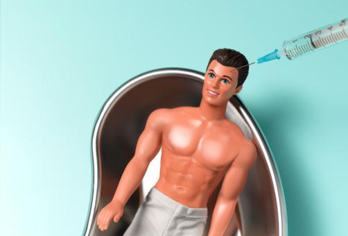 Male Likeness「Man's botox injection」:スマホ壁紙(1)