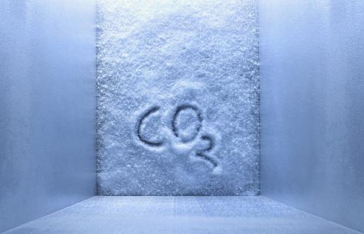 Frozen「CO2 is written on ice in freezer」:スマホ壁紙(3)