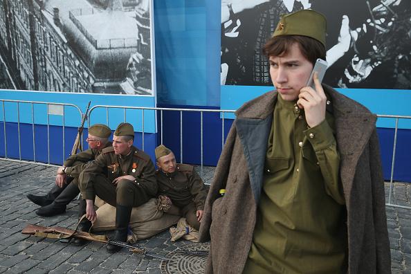 70th Anniversary「Moscow Prepares For WW2 Victory 70th Anniversary Celebration」:写真・画像(7)[壁紙.com]
