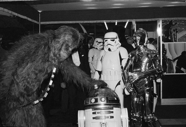 Film Premiere「The Empire Strikes Back Premiere」:写真・画像(15)[壁紙.com]