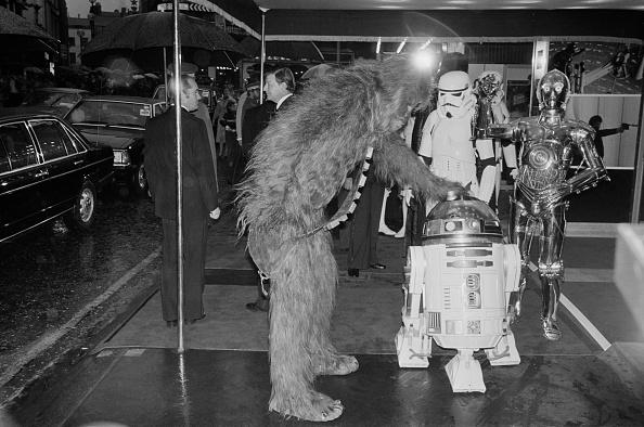 Star Wars「The Empire Strikes Back Premiere」:写真・画像(17)[壁紙.com]