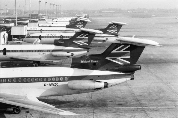 Heathrow Airport「Grounded Planes」:写真・画像(18)[壁紙.com]