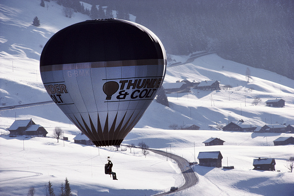 Vaud Canton「Chateau d'Oex Balloon Festival」:写真・画像(11)[壁紙.com]