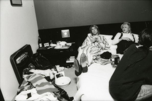 Courtney Love「Nirvana In Japan」:写真・画像(8)[壁紙.com]
