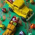 おもちゃのトラック壁紙の画像(壁紙.com)